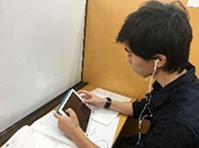 映像授業を用いた理科・社会の自立学習